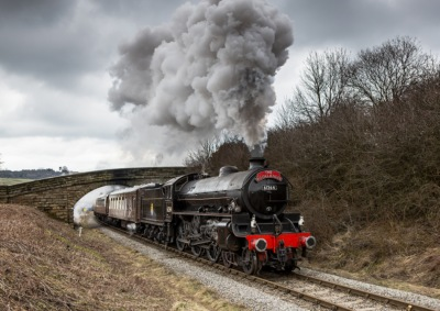 NYMR on 16/03/2013. Photo taken by Kenneth Snowdon.